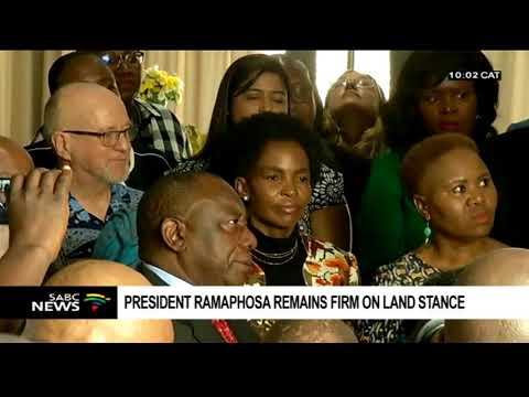 Pres Ramaphosa hits back at Trump