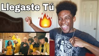 CNCO & Prince Royce – Llegaste Tú (Video Oficial) REACTION