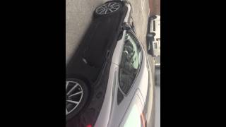 Bruit moteur Porsche cayman