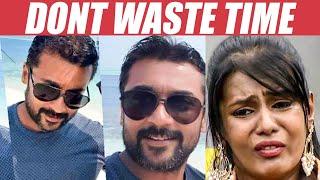 Surya Sarcastic Tweet Attacking Meera Mithun | Bharathiraja | Vijay