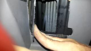 Repeat youtube video Ford Expedition F150 blend door stuck hot