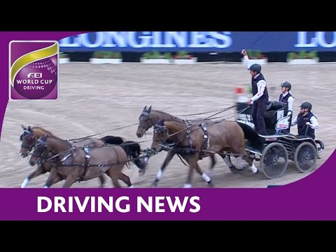 News - Leipzig -  FEI World Cup™ Driving