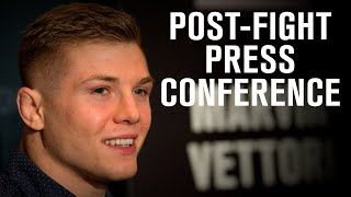 UFC Vegas 23: Post-fight Press Conference