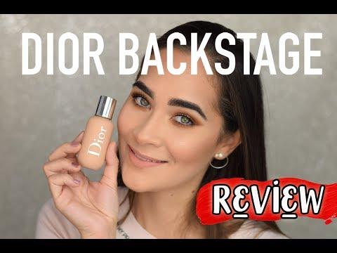 Dior Backstage Face