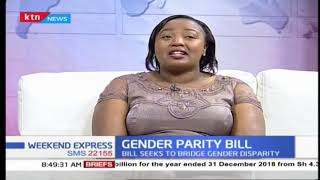 Gender Parity Bill: Why did it flop again? (Part 1) | WEEKEND EXPRESS