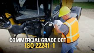 Cat® Tier 4 Final Diesel Exhaust Fluid (DEF) | Overview