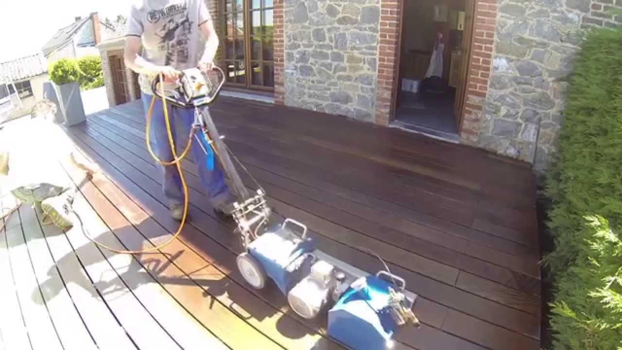 Klinkup terrasse bois youtube - Traiter une terrasse en bois ...