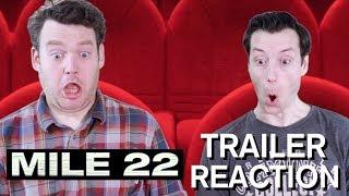 Download Video Mile 22 - Trailer Reaction MP3 3GP MP4