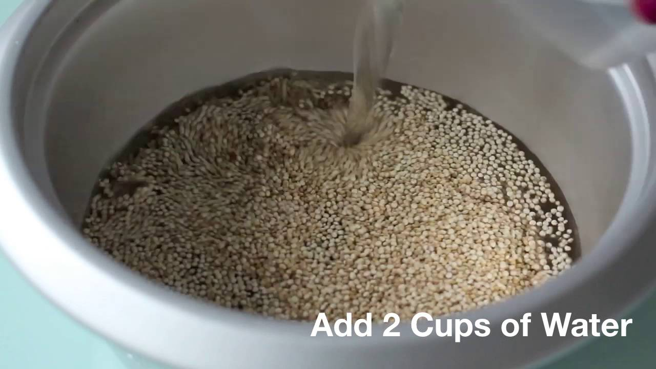 Super Recipe  How To Cook Quinoa In A Rice Cooker