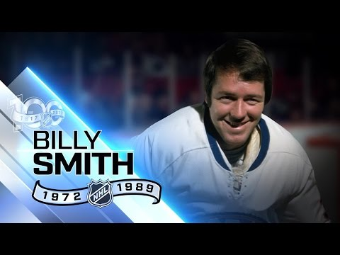 Billy Smith was goalie on Islanders 1980s dynasty