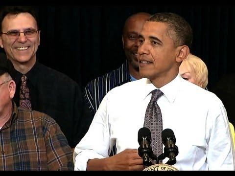 President Obama Speaks on Skills for American Workers