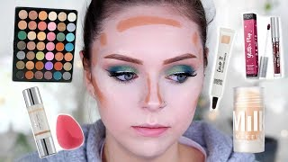 FULL FACE FIRST IMPRESSIONS | Crap Ton Of BH Cosmetics