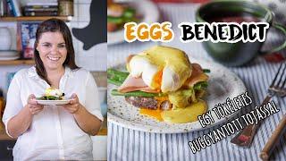 Eggs Benedict, ahogy Lilla csinálja