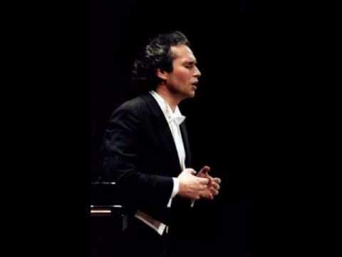 Jose Carreras. Because of you. Francesco Paolo Tosti.