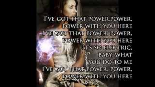 Kat Graham - Power Lyrics