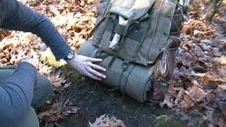 Long Term Survival - Shelter, Fire And Cooking Kit