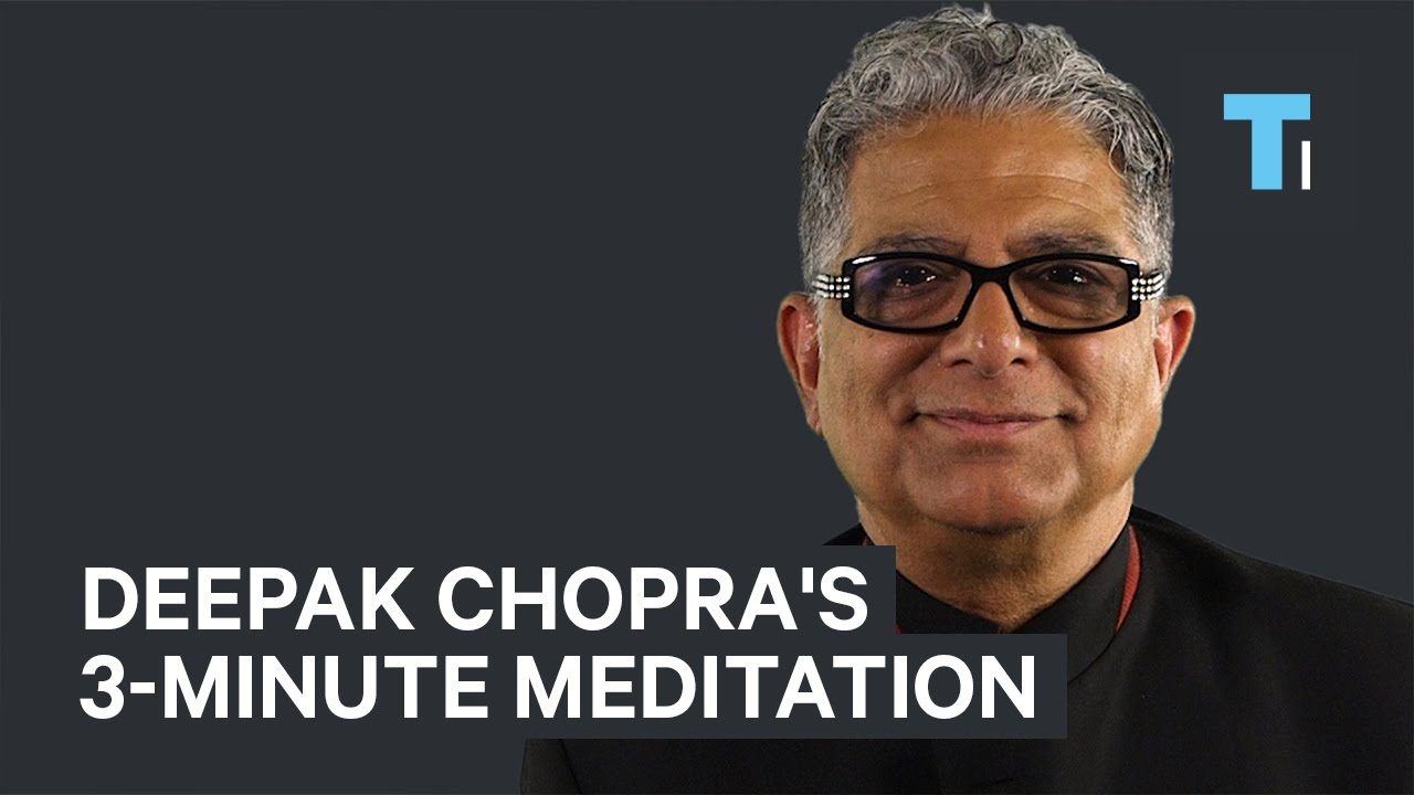 Deepak Chopras Everyday Meditation