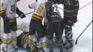 Game Highlights Nov 27 Chicago Wolves at Rockford
