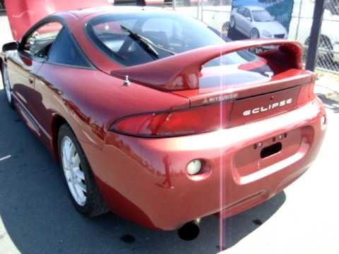 1998 Mitsubishi Eclipse GSX Turbo All Wheel Drive  YouTube