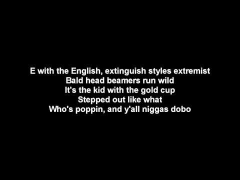 Wu Tang Clan - Gravel Pit (dirty) - instrumental with lyrics