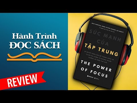 Review Sách SỨC MẠNH CỦA SỰ TẬP TRUNG | Bí Quyết Đơn Giản Để Tự Do Tài Chính