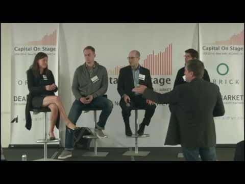 Capital On Stage NY 2014   Panel Discussion