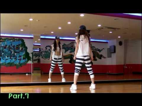 Infinite-Come Back Again(dance Tutorial Part2)