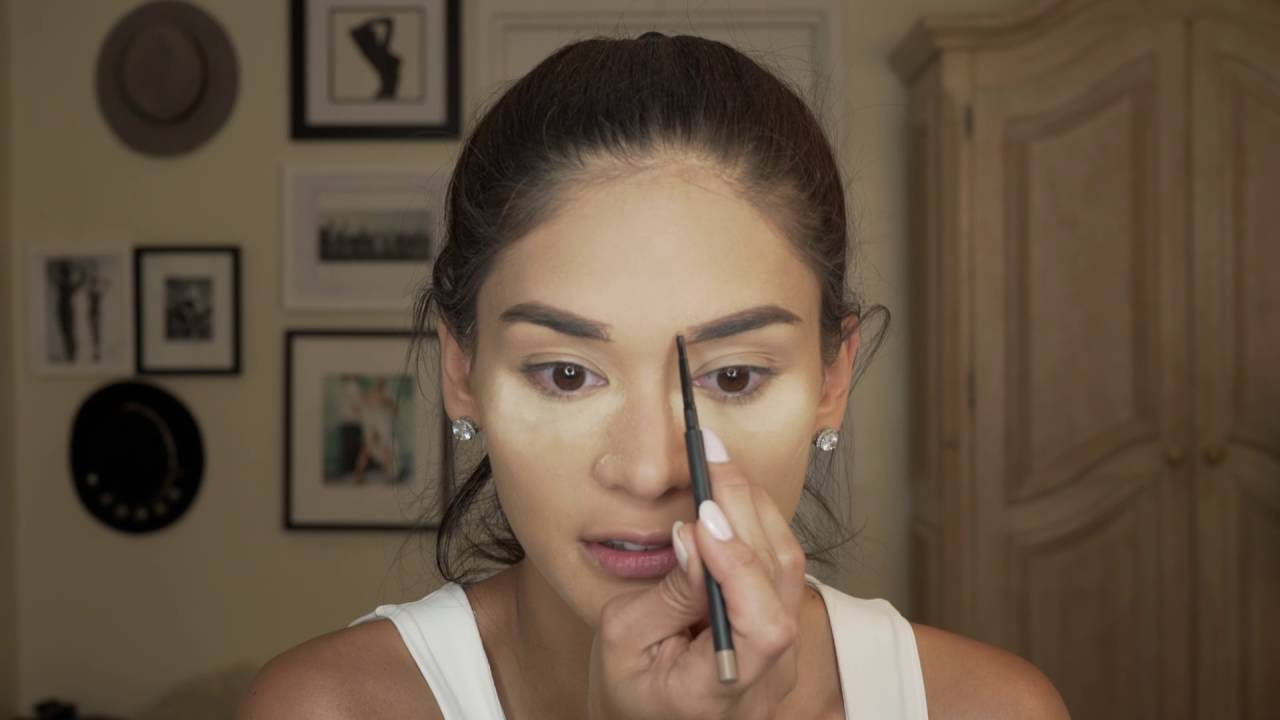 Miss universe 2015 pia wurtzbach everyday look make up tutorial its youtube uninterrupted baditri Image collections