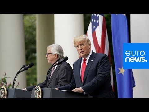 Trump vs NATO and Europe | Review 2018