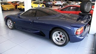 Here's why you will never see a JAGUAR XJR-15 on the road!