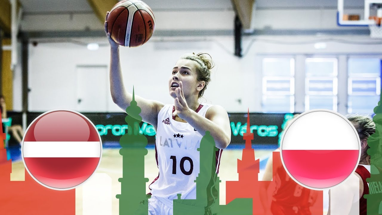 Latvia v Poland - Full Game - Class Game 11-12lat
