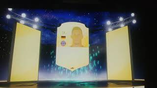 Call me Britney Spears, oops I did it again! Opened an ultimate pack with the last coins I had