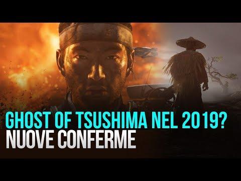 Ghost of Tsushima uscirà su PlayStation 4 nel 2019 e in seguito su PS5?