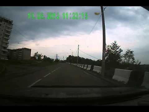 Автомобильный видеорегистратор Sho-me HD03-LCD