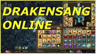 FOUND A FREE MMORPG, COME PLAY WITH ME! [Drakensang Online] - YOUTUBE
