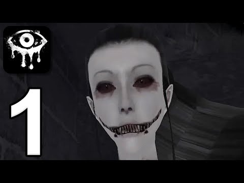 Eyes: The Horror Game - Gameplay Walkthrough Part 1 - Mansion: Krasue iOS Android