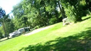 Le camping a l ile de boulancourt