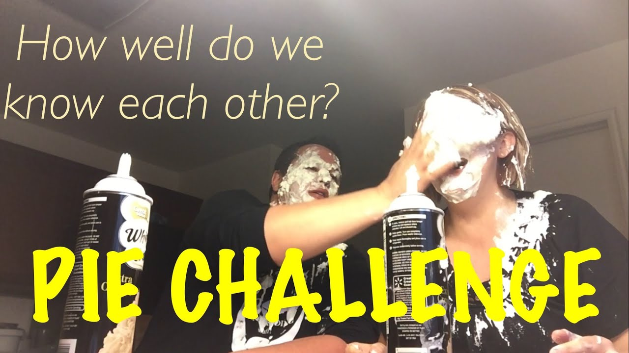 How Well Do We Know Each Other? Pie Challenge (V122)