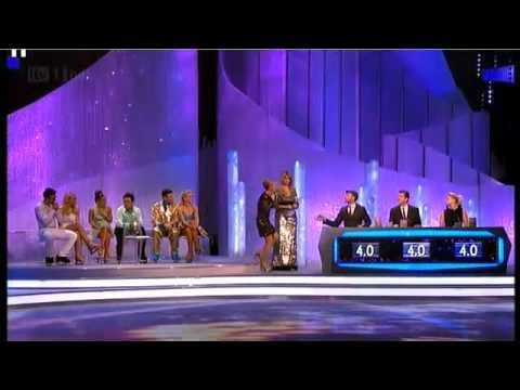 Dancing on ice.OMG karen Barber vs jason gardiner, go Girl wow live fight !!!!!!