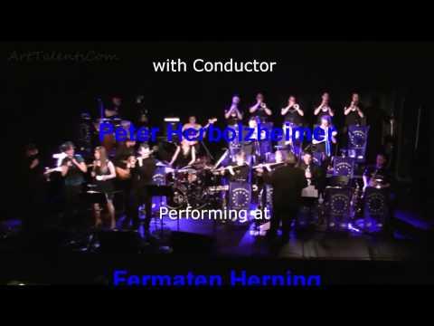 ArtTalentsCom : Swinging Europe Big Band - Upa Neguinho.mp4