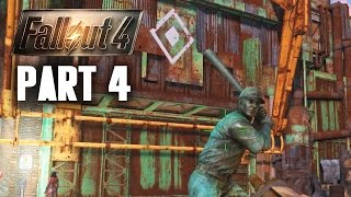 Fallout 4 Walkthrough Part 4 - DIAMOND CITY (PC Gameplay 60FPS)