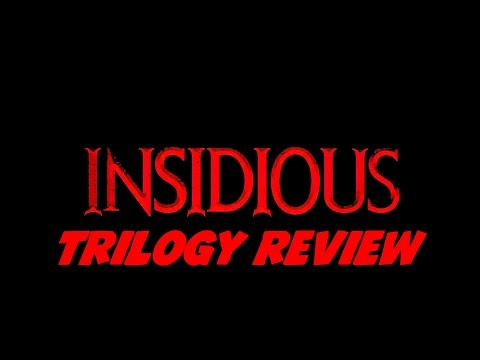 Insidious Trilogy Movie Review | The Horror Nerd Podcast