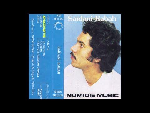 """l�€�artiste Saidani Rabah """"Athazdhaythe"""" (1979)"""