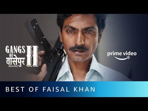 Best Of Faisal Khan | Nawazuddin Siddiqui | Gangs Of Wasseypur Part 2 | Amazon Prime Video