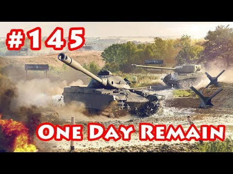 Blitz.Live - #145 One day remain | 戰車世界閃擊戰直播 #145 剩一天了