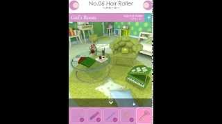 (FunkyLand) Girls Room No 6: Hair Roller walkthrough
