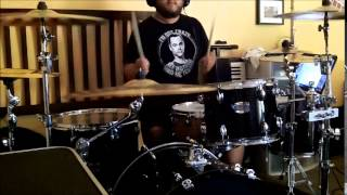 "Marvin Marroquin - Dredg - ""Ode to the Sun"" Drum Cover"