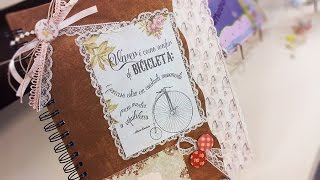 Ana Claudia Lopes – Scrap Decor em Caderno