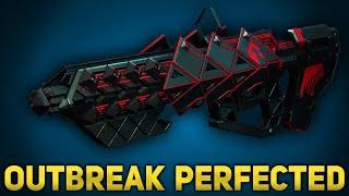 Outbreak Perfected Exotic Review | Destiny 2 Joker's Wild