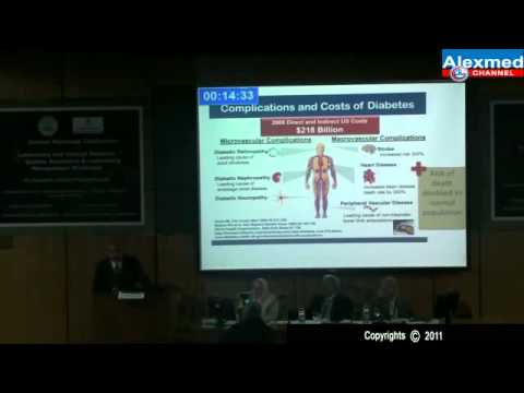 4th Clinical Pathology Conference: Session I: Diabetes and complication